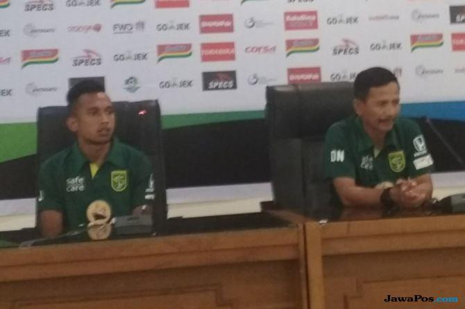 Arema FC, Persebaya Surabaya, Liga 1 2018, Djadjang Nurdjaman