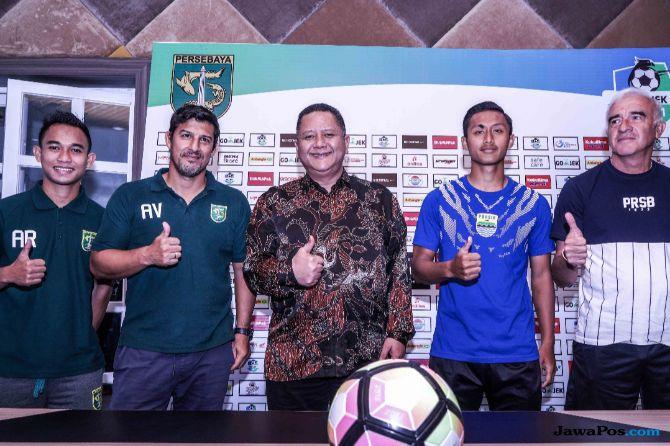 Persebaya Surabaya, Persib Bandung, Liga 1 2018, Wisnu Sakti Buana, Bobotoh, Viking, Bonek