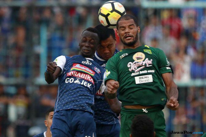 Bonek, Persebaya Surabaya, Liga 1 2018, Djadjang Nurdjaman, Djanur