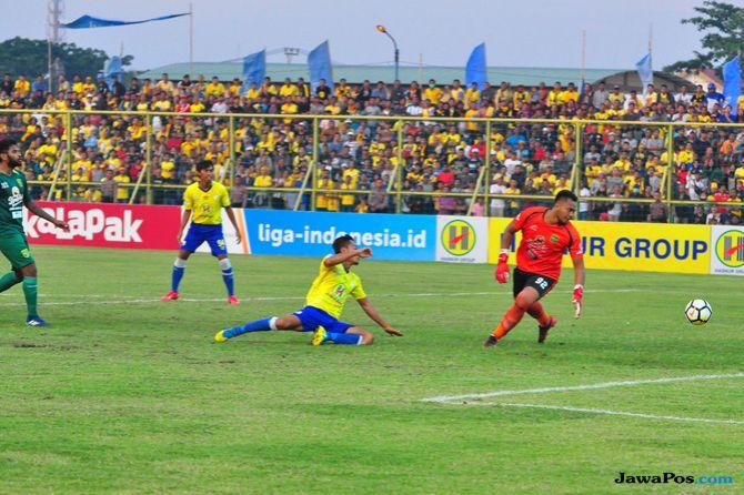 Persebaya Surabaya, Barito Putera, Liga 1 2018, Bejo Sugiantoro