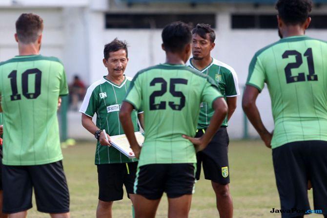 Persebaya Surabaya, Arema FC, Liga 1 2018, Djadjang Nurdjaman, Djanur