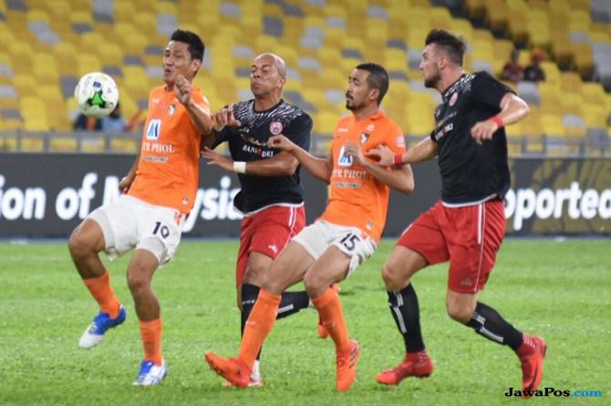 Persija Kalahkan Ratchaburi FC, Simic Kembali Cetak Gol