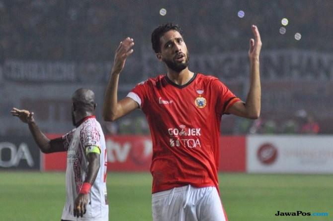 Persija Jakarta, Liga 1 2018, Willian Pacheco,