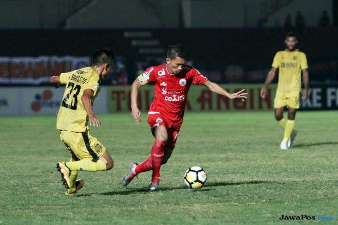 Persija Jakarta, Arema FC, Liga 1 2018