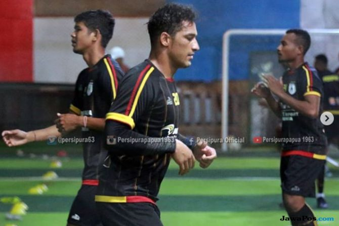 Persipura Jayapura, Liga 1 2018, Addison Alves, Borneo FC