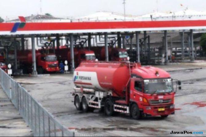 Pertamina Salurkan 400 Ribu Liter BBM Via Jalur Darat dan Udara