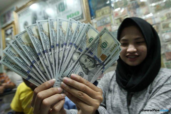Pertemuan IMF Di Bali Belum Dapat Menolong Rupiah