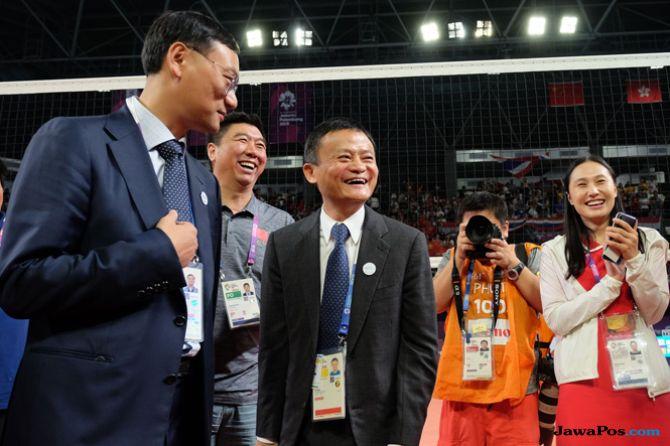 Pertemuan Jokowi Dengan Jack Ma, Bahas Kerja Sama Dengan Alibaba Group