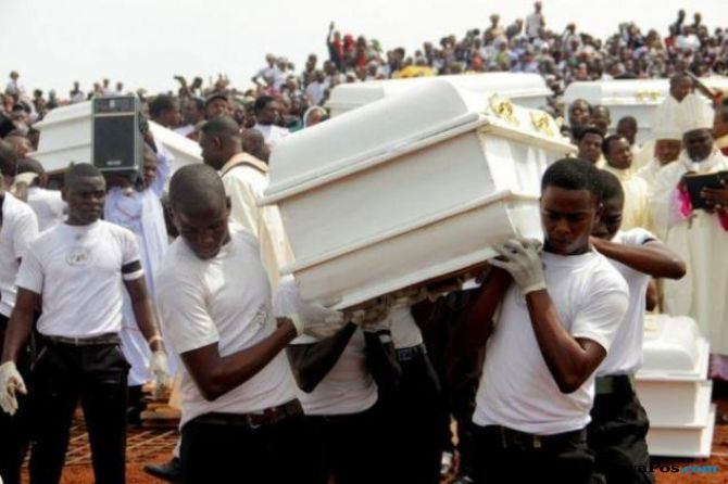 Petani dan Penggembala Bentrok di Nigeria, 86 Tewas