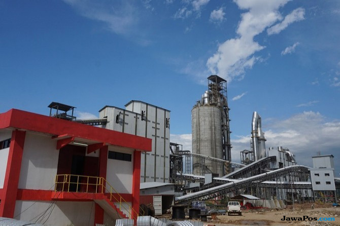 Petani: Keberadaan Pabrik Semen Rembang Tak Pengaruhi Hasil Panen