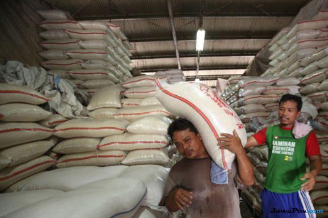 Petani Sulsel Kirim Bantuan Beras 15 Ton untuk Korban Gempa Lombok
