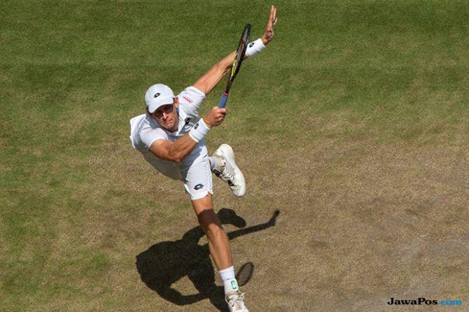 Wimbledon 2018, Kevin Anderson, Roger Federer