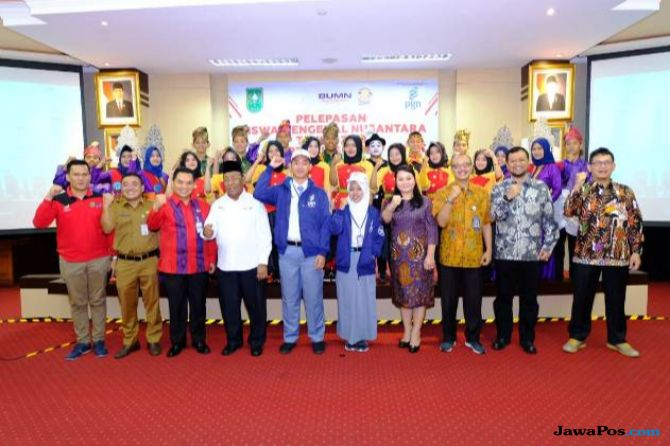 PGN Kirim 23 Remaja ke Maluku Ikut Program Siswa Mengenal Nusantara