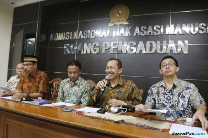 Pidato Jokowi Sinyal Kuat untuk Tuntaskan Kasus Pelanggaran HAM Berat