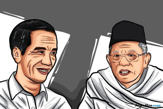 Jokowi-Maruf Amin