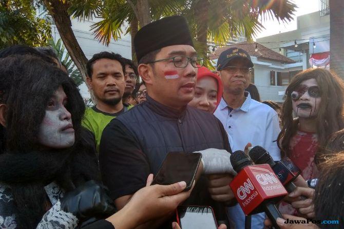 Pilpres 2019, Kang Emil Belum Dikontak Jadi Timses Jokowi