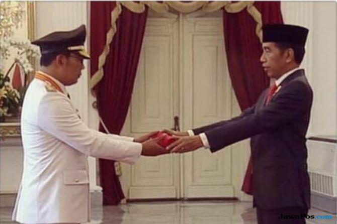 Pilpres 2019, Ridwan Kamil Secara Tegas Dukung Jokowi