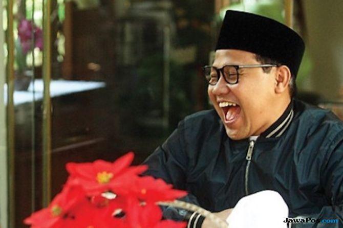 PKB Klaim Cak Imin Layak Jadi Ketua Timses Jokowi-Ma'ruf