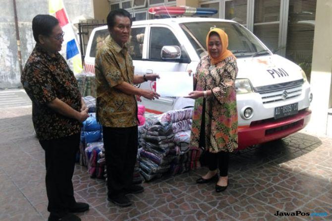 Bantuan PMI Solo