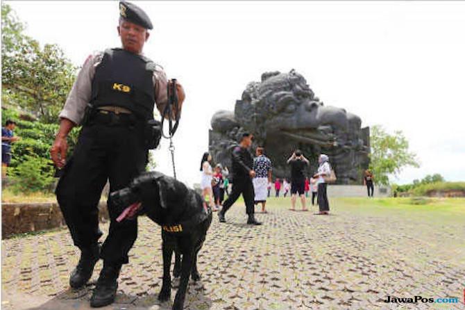 Polda Bali Berupaya Bikin Raja Salman dan Rombongan Senang