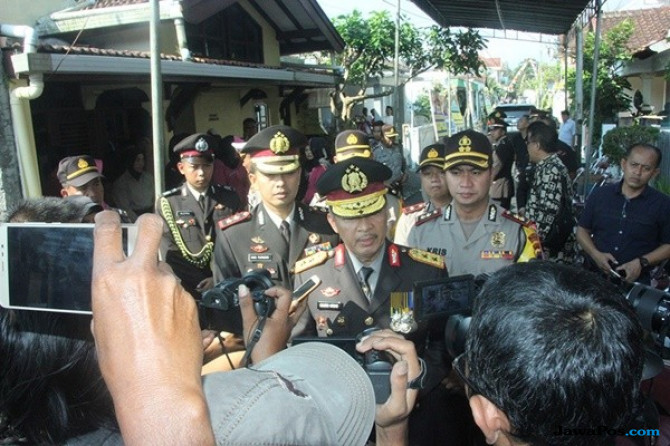 Polda Jateng Kawal Ketat Pemindahan 155 Napiter ke Nusakambangan