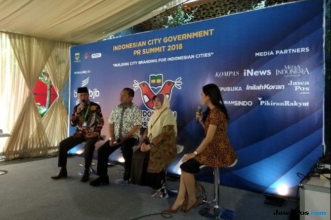 PR Summit Bandung Kampanyekan #ViralkanKabarBaik
