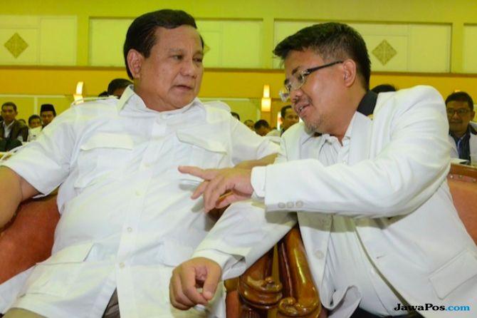 Prabowo dan Sohibul