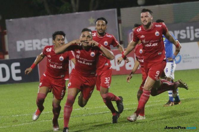 Persija Jakarta, Arema FC, Arema vs Persija, Liga 1 2018, Prediksi Arema vs Persija