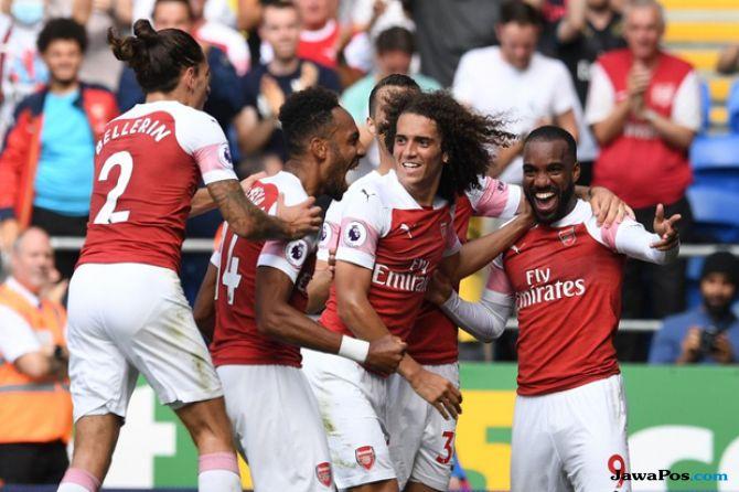 Premier league 2018-2019, Liga Inggris, Arsenal, Leicester City