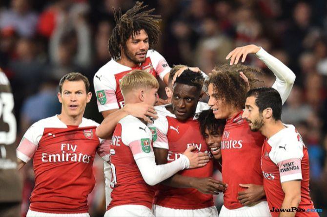 Premier League 2018-2019, Liga Inggris, Arsenal, Watford