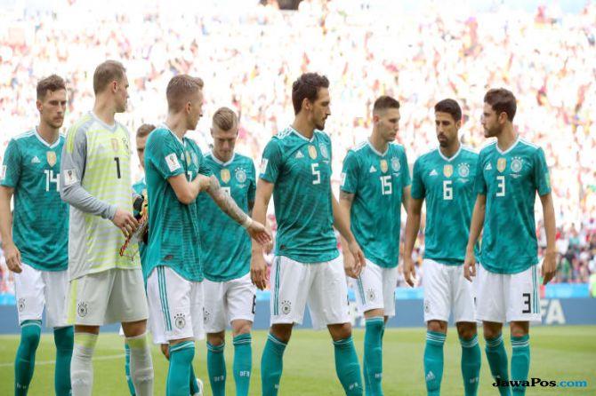 Prediksi Jerman vs Rusia: Harapkan Akhir Tahun yang Manis