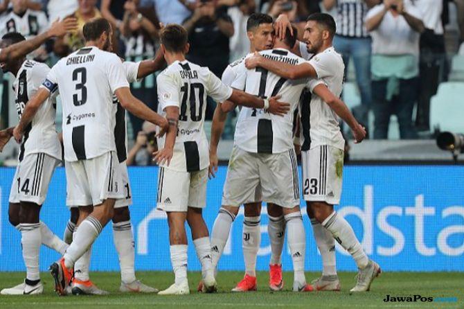 Liga Champions 2018-2019, Juventus