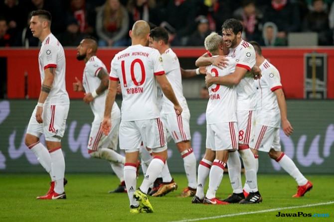 DFB Pokal, Bayern Muenchen, Bayer Leverkusen, Bayern Muenchen vs Bayer Leverkusen