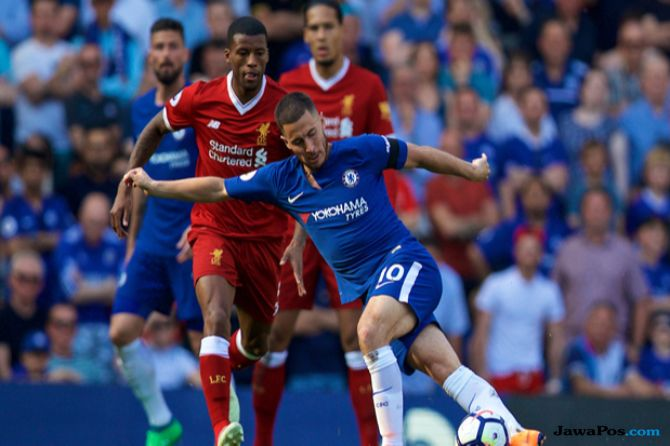 Piala Liga Inggris, Carabao Cup 2018-2019, Liverpool, Chelsea, Liverpool vs Chelsea, The Reds, The Blues