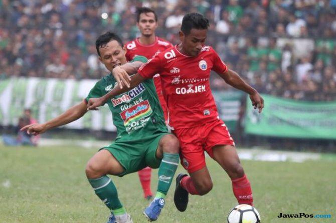 Liga 1 2018, Persija Jakarta, PSMS Medan