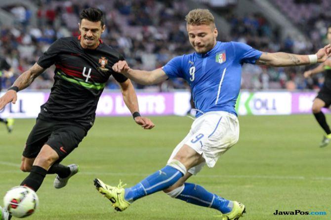 UEFA Nations league, Portugal, Italia, Portugal vs Italia