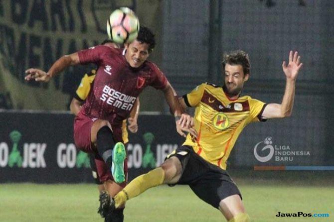 Liga 1 2018, PSM Makassar, Barito Putera