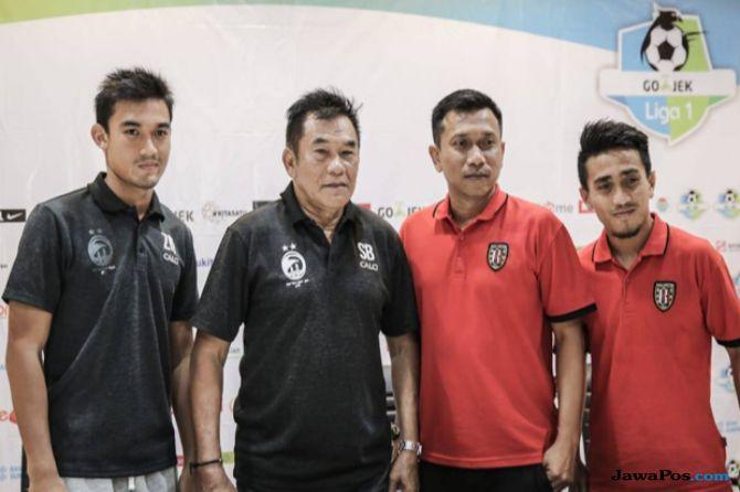 Liga 1 2018, Bali United, Sriwijaya FC, Prediksi Sriwijaya FC vs Bali United