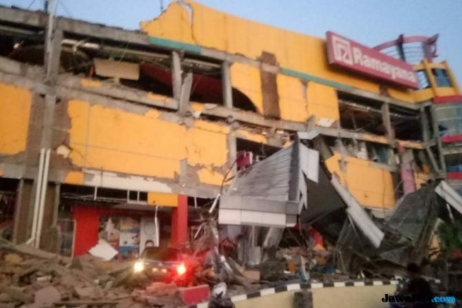 Gempa Donggala dan Palu