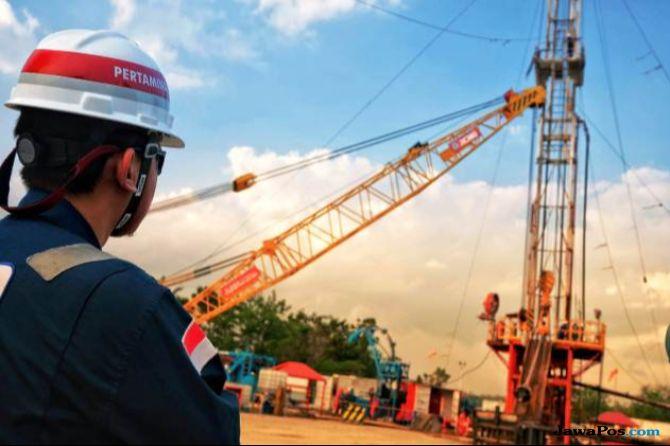 Produksi Gas Pertamina EP Asset 4 di Semester I-2018 Capai 110 Persen