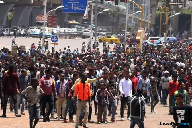 bentrokan etnis, ethiopia,