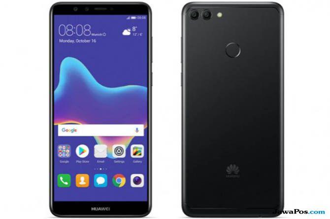 Huawei Y9 2018, Huawei Y9 2018 harga, Huawei Y9 2018 spesifikasi