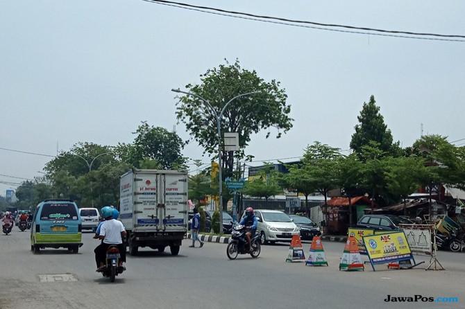 Putaran yang Jadi Biang Kemacetan Kota Cirebon Bakal Ditutup
