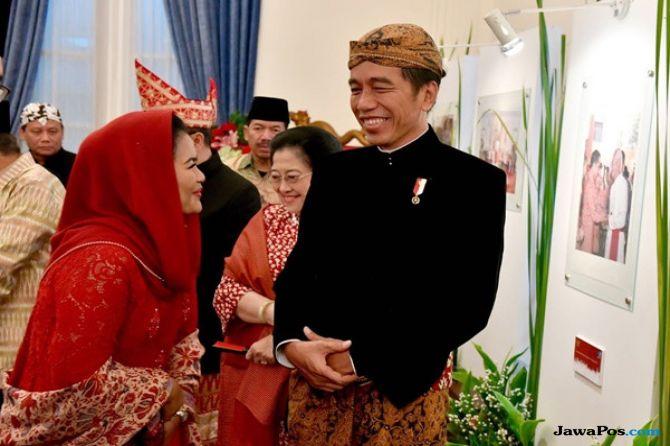 Puti Ingin Jokowi Bangun Jalan Tol Lebih Banyak Lagi
