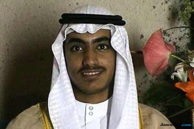 putra osama bin ladin menikah