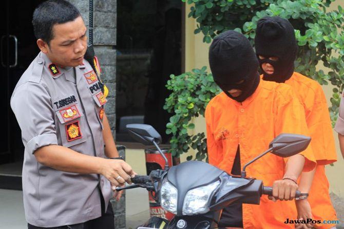 Putus Sekolah, Dua Bocah Jadi Bandit Jalanan Demi Beli Sabu