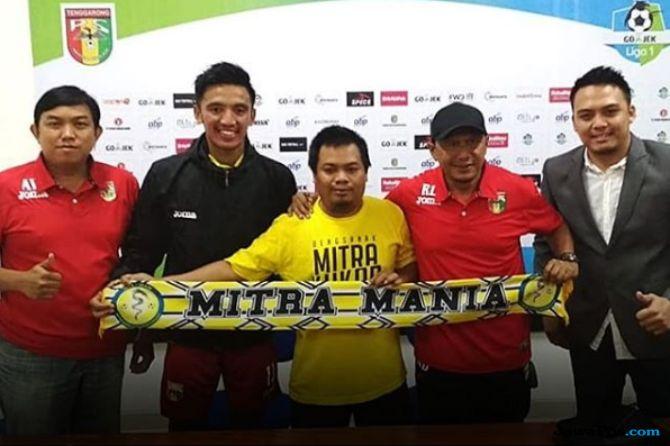 Rahmad Darmawan, Mitra Kukar, Liga 1 2018