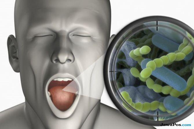 tips hilangkan bau mulut, obat bau mulut, solusi bau mulut, manfaat apel, manfaat jahe,