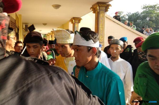 Raja Tayan Minta Penjelasan GP Ansor soal Penolakan UAS