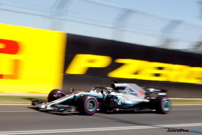 Formula 1, F1, Jadwal F1 2018, Lewis Hamilton, Sebastian Vettel, Romain Grosjean, Kimi Raikkonen, Valtteri Bottas, Daniel Ricciardo, Fernando Alonso